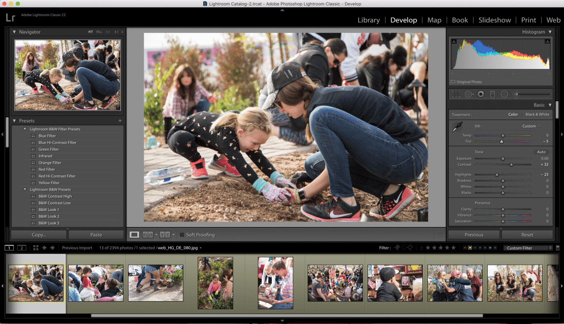 Tips for Editing Professional Photography