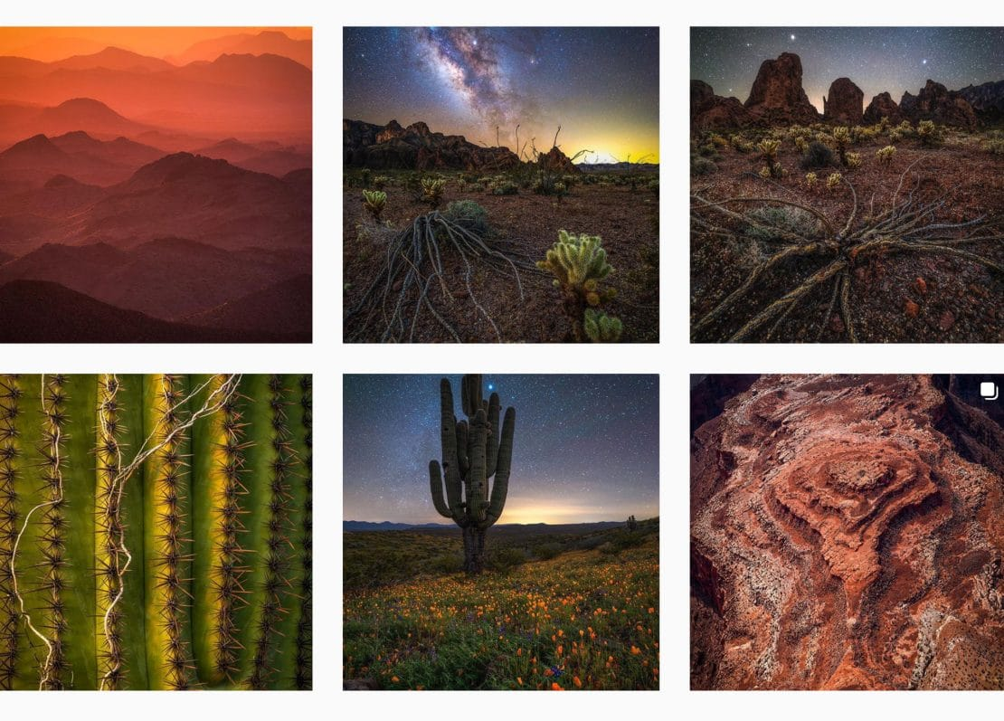 Inspiring photographer Mike Sanchez