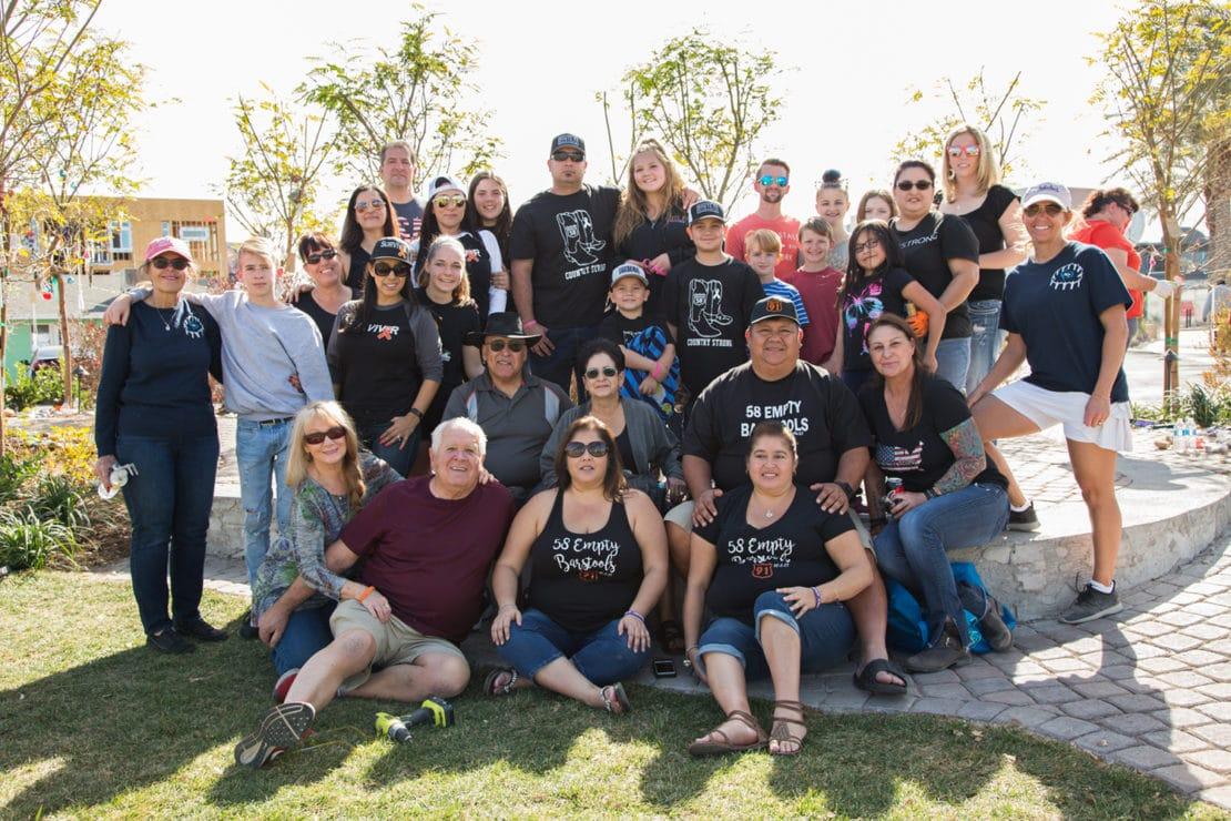 Healing Garden Memorial Volunteers