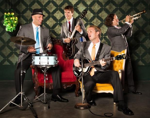 Band Photography The Four Freshmen