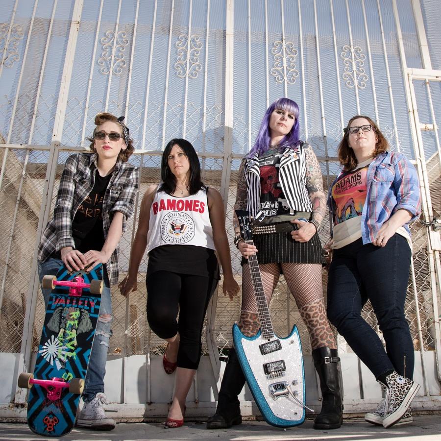 Band Photography The Negative Nancys