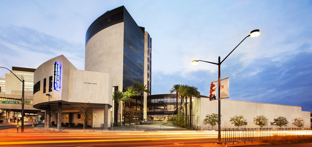 Architecture Photography in Las Vegas Zappos Headquarters